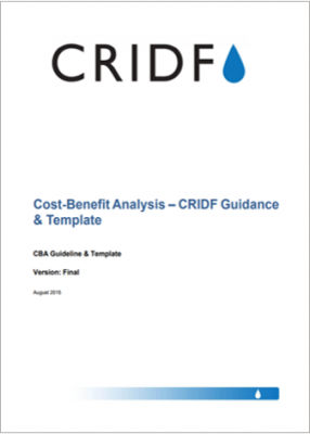 Cost‑Benefit Analysis – CRIDF Guidance and Template thumbnail