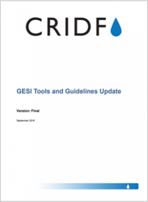 Gender Equality and Social Inclusion (GESI) Tools and Guidelines Update thumbnail