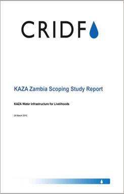 KAZA Zambia Scoping Study Report thumbnail