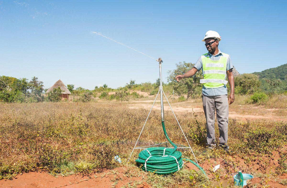 Tapping the potential of Southern Africa's aquifers