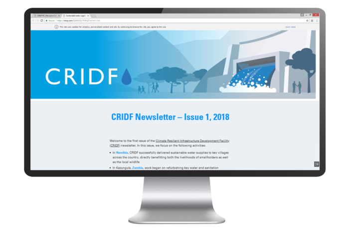 CRIDF Newsletter – Issue 1, 2018