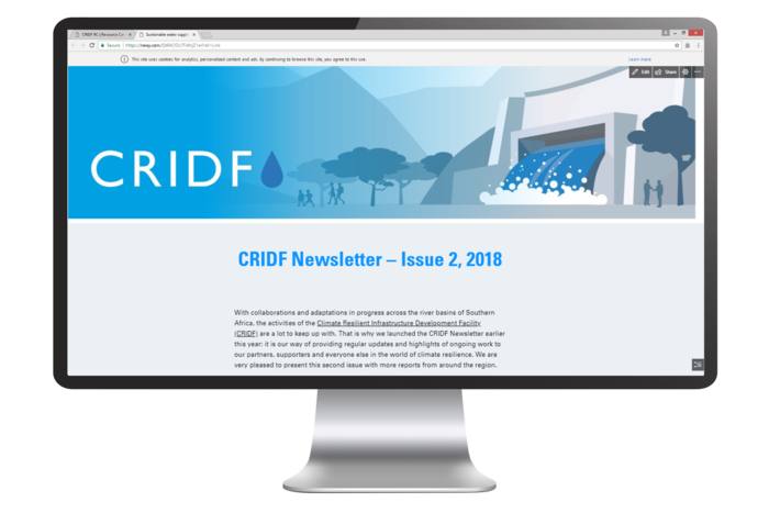 CRIDF Newsletter – Issue 2, 2018