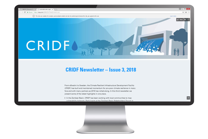 CRIDF Newsletter – Issue 3, 2018