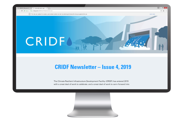 CRIDF Newsletter – Issue 4, 2019
