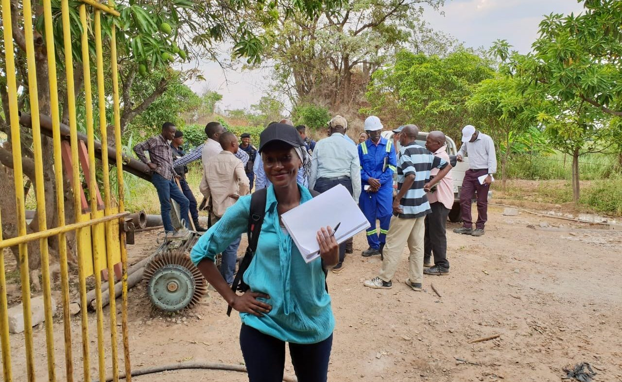 Scoping complete and feasibility studies underway in Kasumbalesa (DRC) and Kasumbalesa (Zambia) cross-border project to improve water sanitation and hygiene