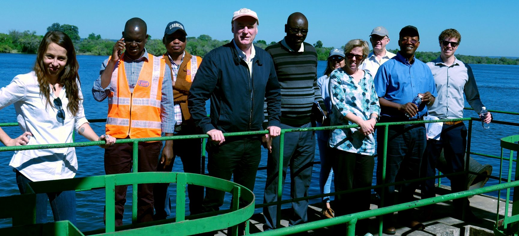 Climate-proofing water and energy supplies in the Zambezi River Basin