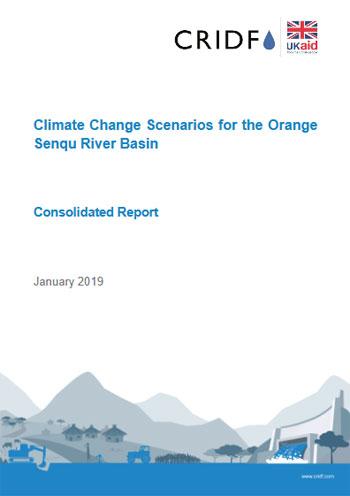 ORASECOM climate change scenarios