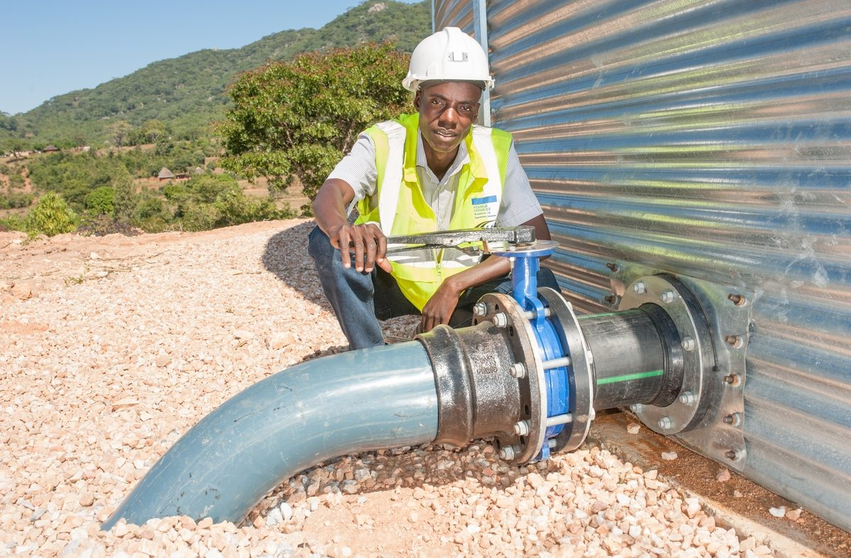 Proposed water infrastructure facility consolidates the work of CRIDF