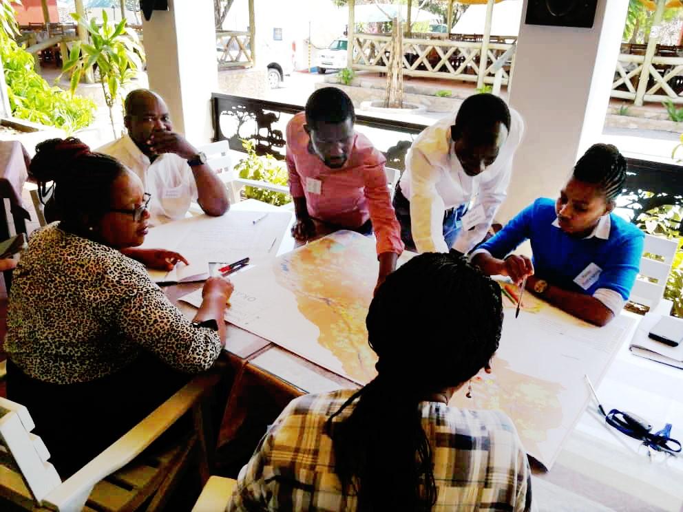 OKACOM holds community consultations on the future of the Okavango Delta