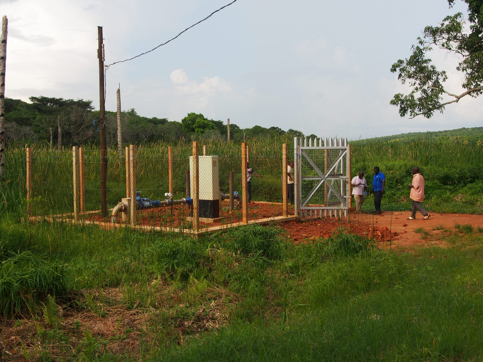 Upping the flow: Phase 1 water supply upgrades in Tanzania's Makonde Plateau close to completion